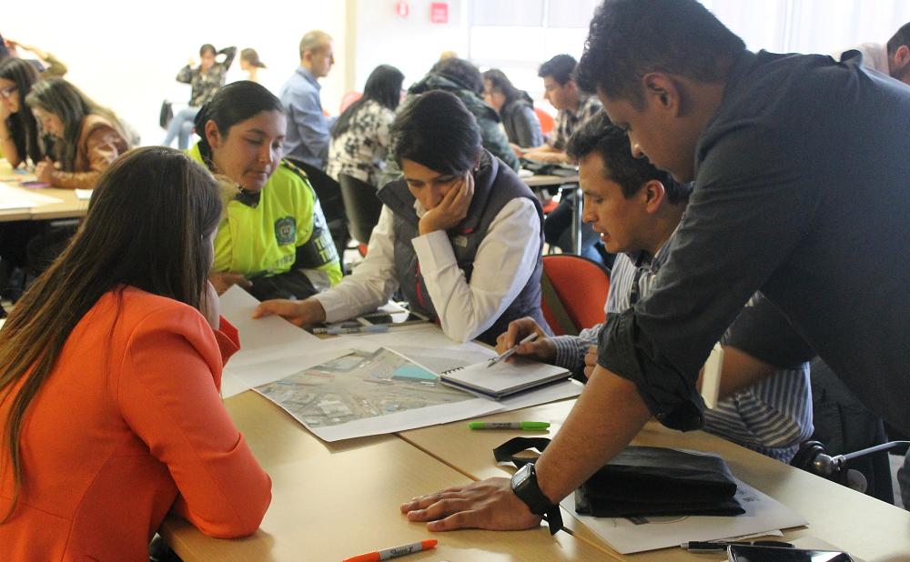 Qué  piensa la ciudadanía sobre la seguridad vial en Bogotá