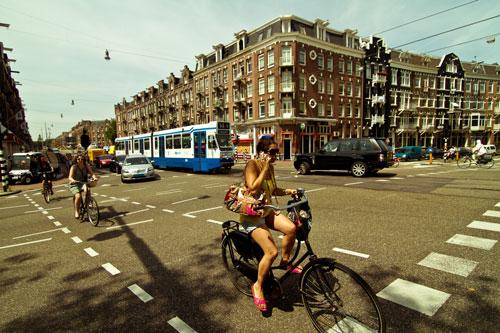 ¿Qué podemos aprender de Holanda para construir una sociedad más ciclo-inclusiva?
