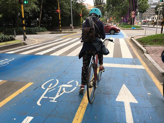 ¿Cuál es la cantidad ideal de kilómetros de ciclo-infraestructura?