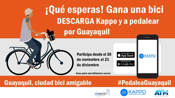 Concurso Guayaquil pedalea