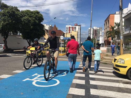 20 kilómetros de ciclorrutas y la estrategia de la bicicleta para Bucaramanga y su área metropolitana, un proyecto por la movilidad sostenible.