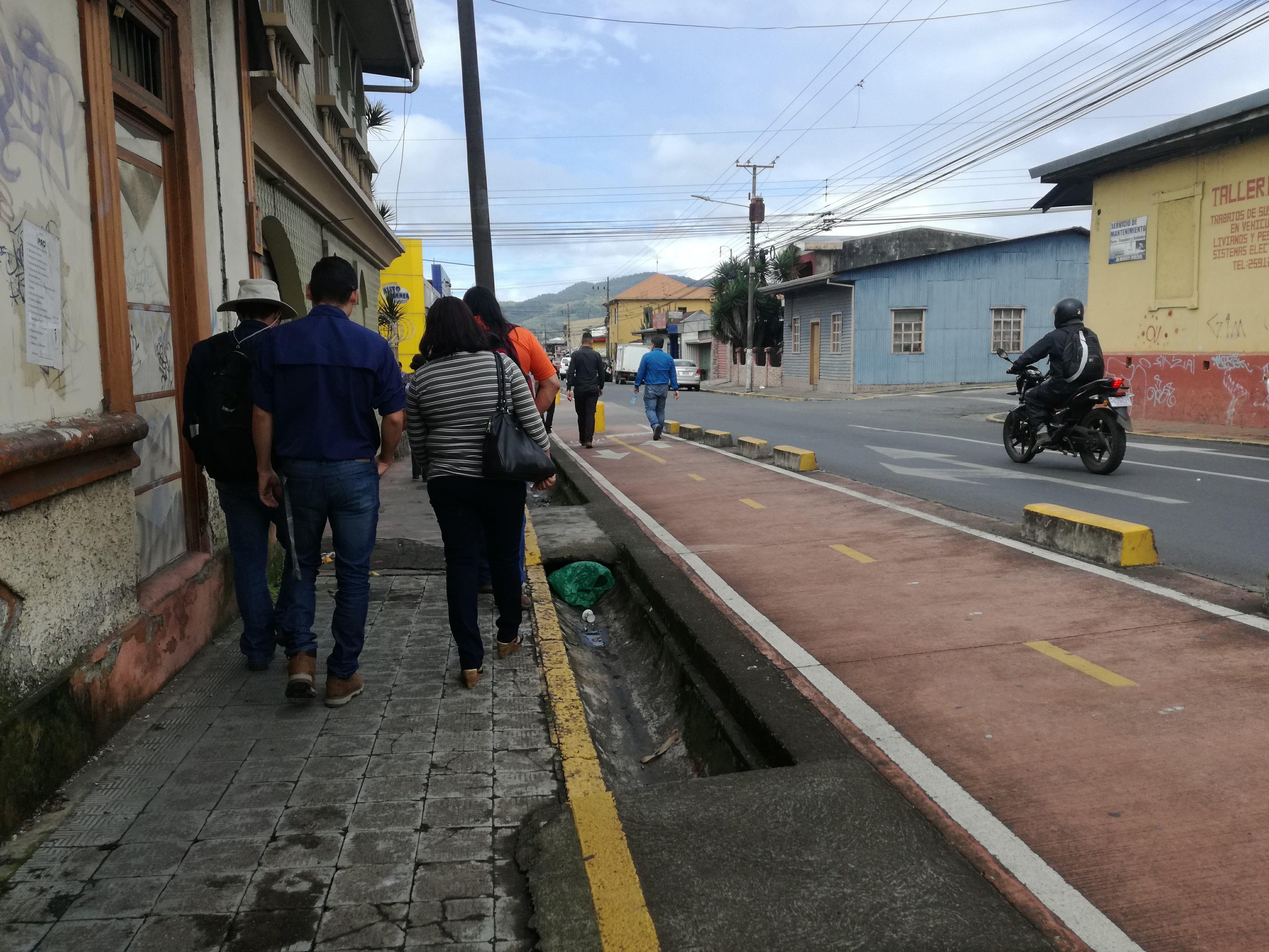 Despacio apoya MiTransporte (GIZ) en Costa Rica