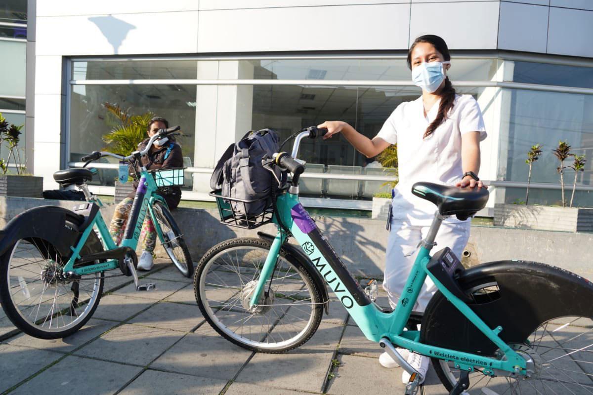 Así es como el uso de la bicicleta está ayudando durante el COVID-19 en Bogotá