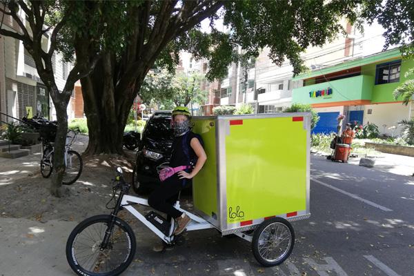 EcoLogistics: reduciendo la huella de carbono de la logística urbana en seis ciudades latinoamericanas