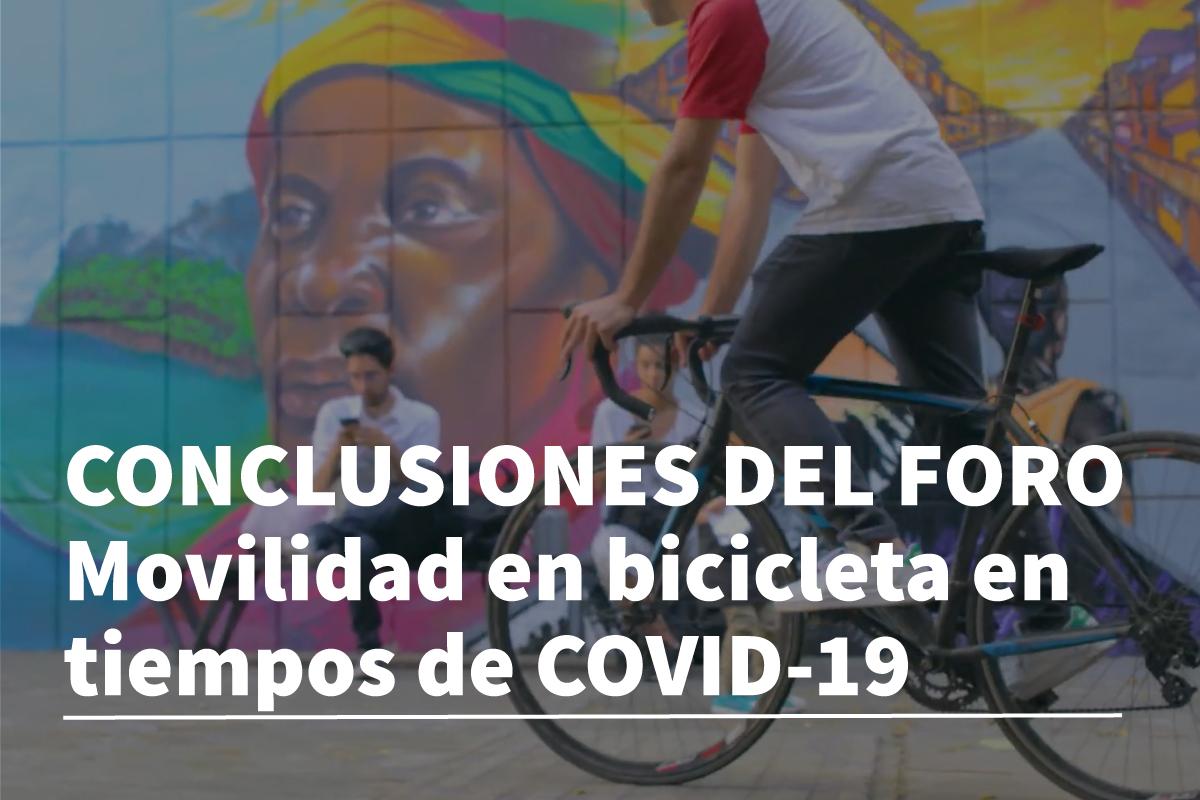 El rol de la bicicleta en tiempos de crisis: datos y conclusiones de expertos