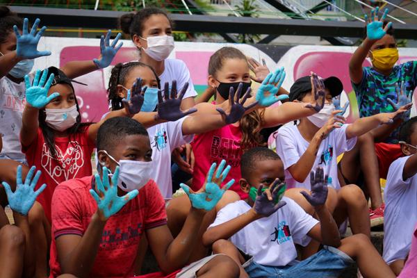 Aula al aire libre en Cali es finalista de concurso que premia prácticas inspiradoras urbanas en pandemia